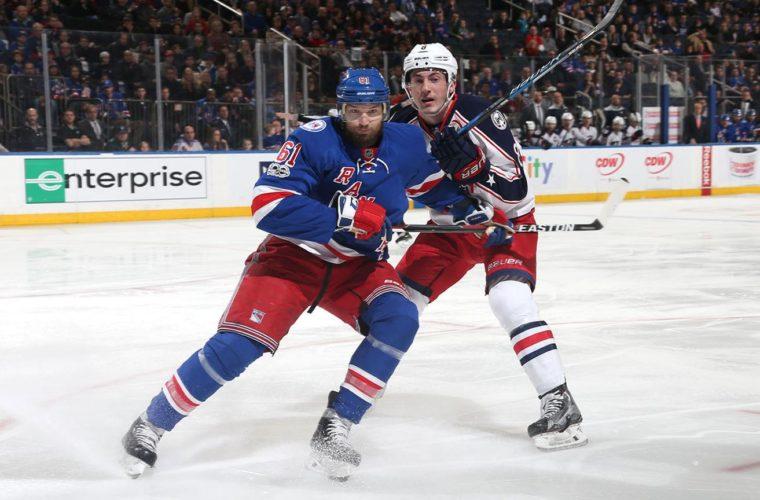Кузнецов иКонанесли поражение «Нью-Йорк Рейнджерс» вматче НХЛ