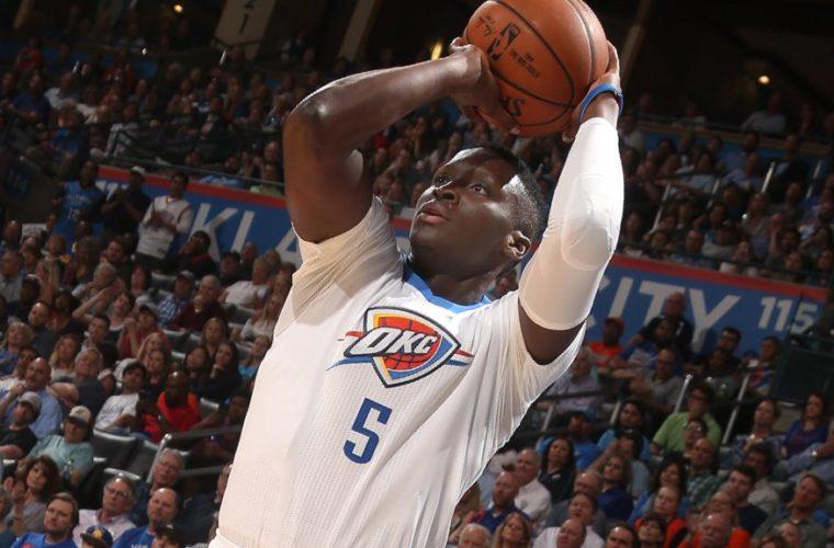 «Оклахома» переиграла «Филадельфию» вматче НБА