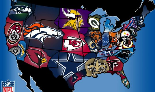 Команды НФЛ: в американском футболе их больше, чем в других лигах