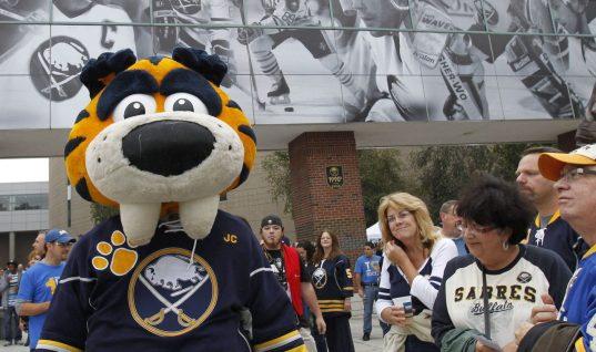 Баффало Сэйбрз — факты о команде NHL