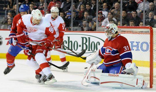 Монреаль – Детройт прогноз на матч НХЛ 13 ноября