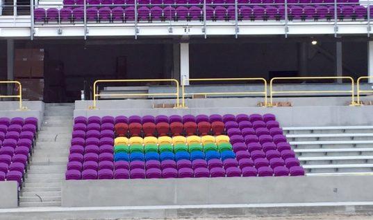 На новом стадионе «Орландо» почтут память жертв стрельбы в ночном клубе