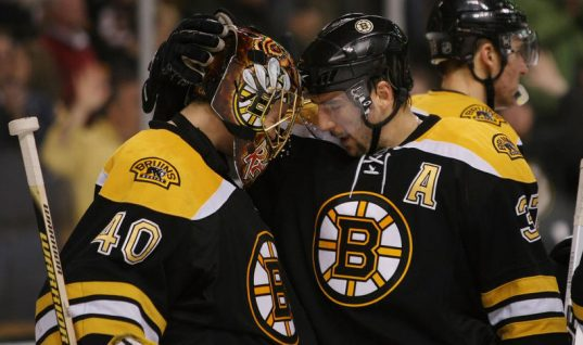 Бостон Брюинз — факты о команде NHL