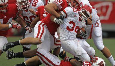 Страшные спортивные травмы в американском спорте