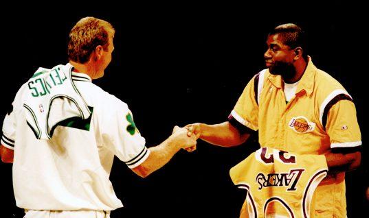 Команды НБА: Селтикс и Лейкерс продолжают воевать