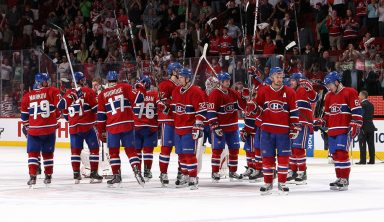 Команды НХЛ: Монреаль еще очень долго будет недосягаем