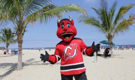 Нью-Джерси Девилз — факты о команде NHL