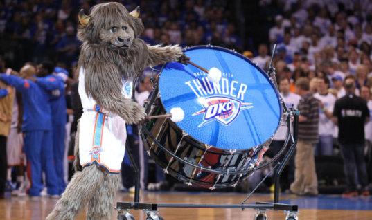 Оклахома-Сити Тандер — факты о команде NBA