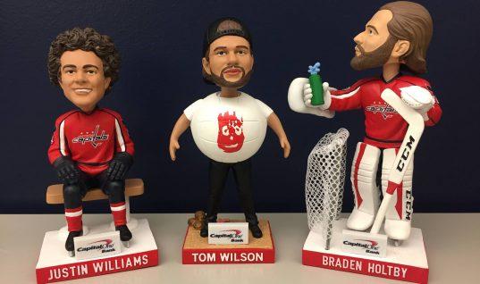 Вашингтон Кэпиталз — факты о команде NHL