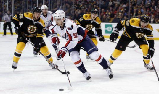 Вашингтон – Бостон прогноз на 8 декабря: предсказуемая победа без града шайб