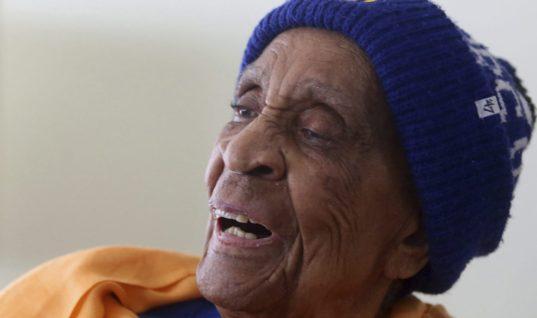 «Конфетка» RIP. Скончалась 107-летняя поклонница «Голден Стэйт»