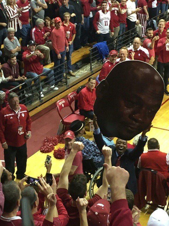 Плачущий Джордан