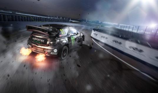 Новым спонсором главного дивизиона NASCAR стал Monster Energy