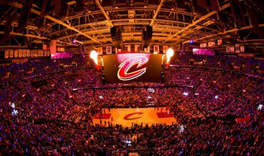 «Кавальерс» потратят $140 млн на домашнюю арену