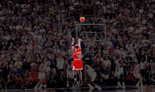 Лучшие моменты НБА с Майклом Джорданом и не только