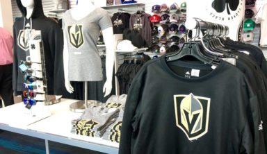 Новому клубу НХЛ «Голден Найтс» отказали в регистрации названия и логотипа