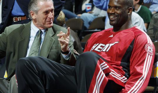 О'Нил рассказал, что тренер «Майами» для мотивации игроков побил рекорд по задержке дыхания