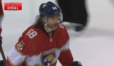 Ягр догнал Мессье и скоро побьет рекорд бомбардиров НХЛ