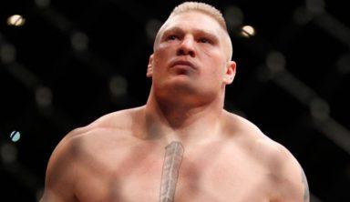 Экс-звезда UFC Брок Леснар дисквалифицирован за допинг