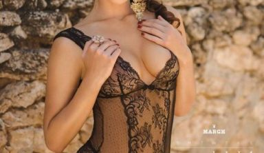 Эротический календарь Playboy украсили две девушки из России. (ФОТО)