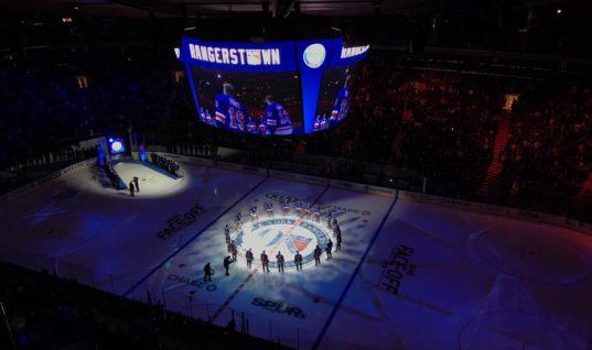 «Нью-Йорк Рейнджерс» — самый ценный клуб НХЛ