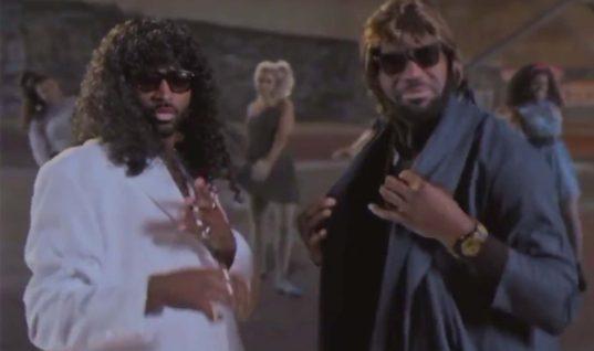 Звёзды «Кавальерс» снялись в клипе, посвящённом 80-м годам