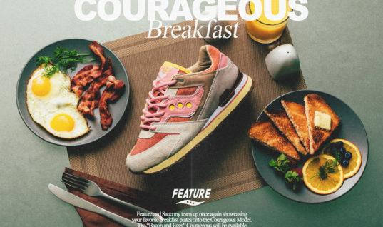 Кроссовки на завтрак: яичница с беконом за 140 долларов
