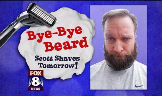 Из-за поражений «Кливленд Браунс» ведущий прогноза погоды не может сбрить бороду