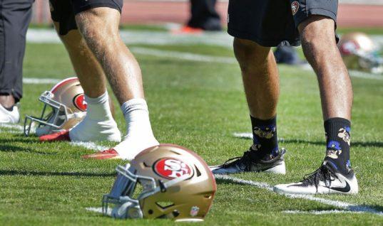 Более 20 игроков CFL были оштрафованы за неправильные носки