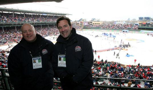 Комиссар НХЛ Билл Дэйли не считает, что лига конкурирует в Китае с КХЛ