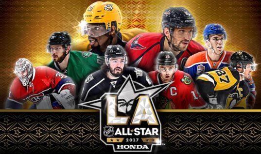 Матч всех звёзд НХЛ