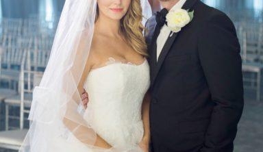 Звезда NASCAR Дэйл Эрнхардт женился в новогоднюю ночь