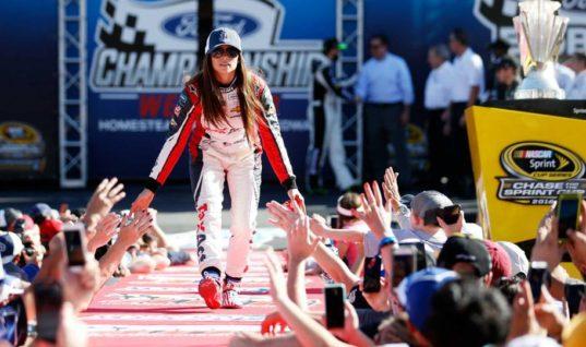 NASCAR Даника Патрик