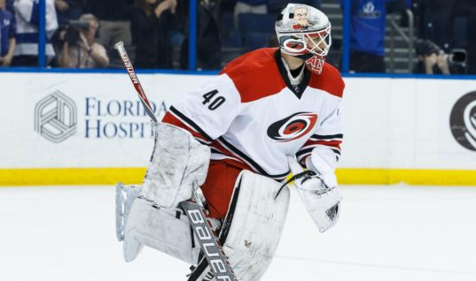 Сотрудник «Каролины» рассказал об ощущениях от внезапного дебюта в НХЛ