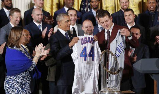 «Кабс» «простили» Обаму за поддержку другой команды