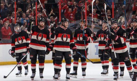 Две и не больше: в сезоне-2017/18 в НХЛ пропадут третьи комплекты форм