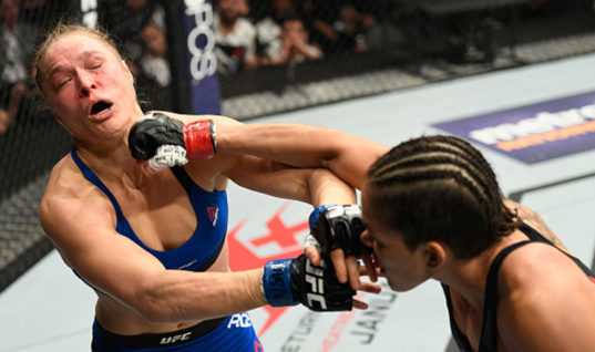 Гонорары бойцов UFC 207
