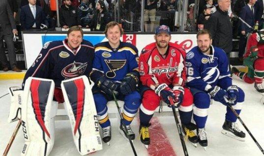 Русские в НХЛ
