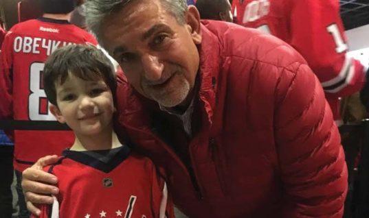 Владелец «Вашингтона» подарил мальчику билеты за ворота «Чикаго». Итог 6:0