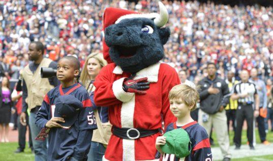 Хьюстон Тексанс — факты о команде NFL