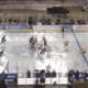 Игру АХЛ под открытым небом провели, несмотря на настоящий ливень