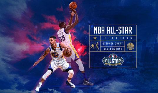 Матч всех звезд НБА 2017