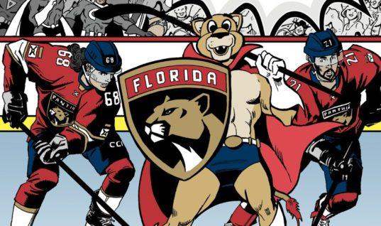 Анахайм - Флорида 18 февраля