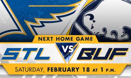 Баффало – Сент-Луис прогноз на 18 февраля