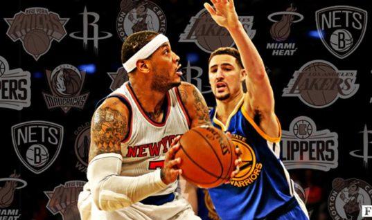 «Никс» и «Лейкерс» — самые ценные клубы НБА