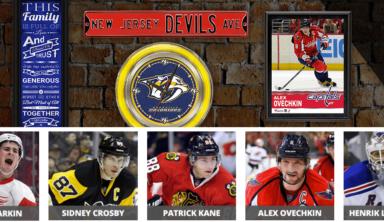 Официальный магазин НХЛ