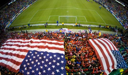 Самые популярные виды спорта в Америке