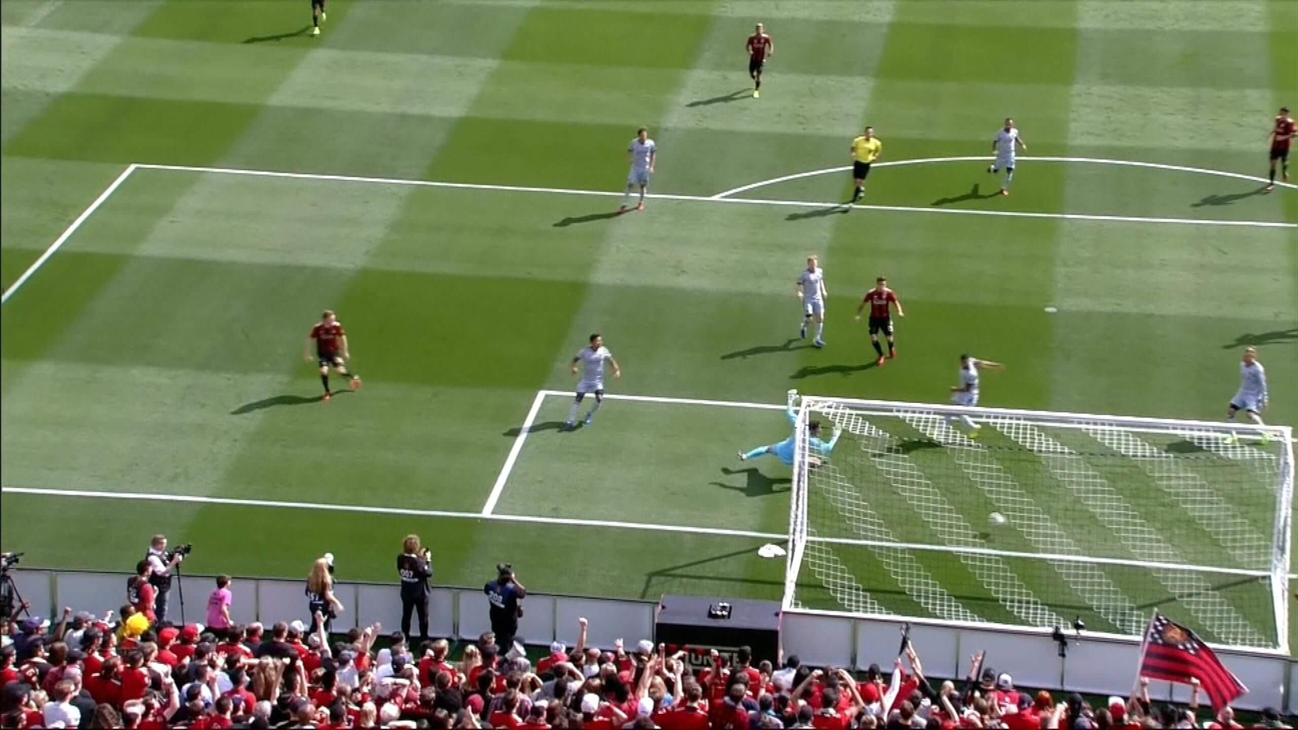 Ставки на матч Атланта Юнайтед Сиэтл Саундерс