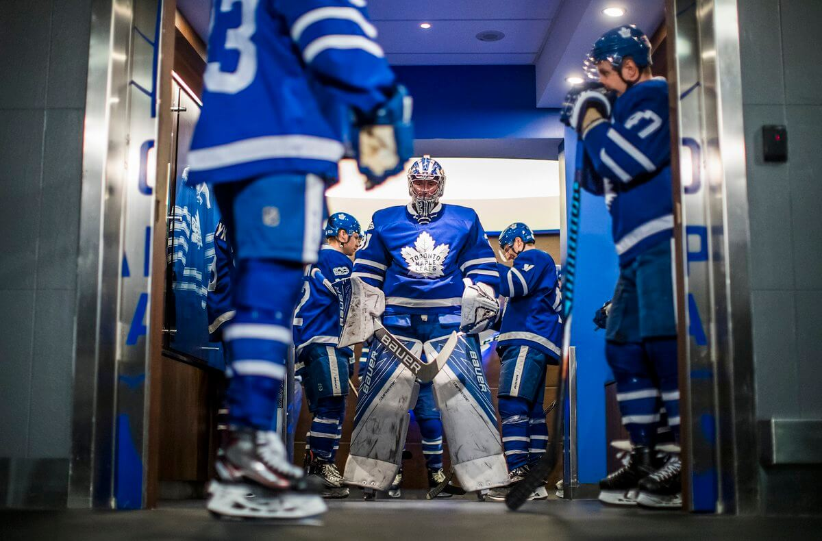 Как сыграют Детройт и Торонто На что делать ставки на НХЛ 15 Декабря 2017