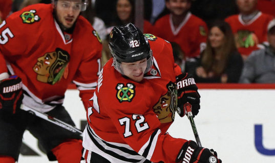 Анисимов может пропустить из-за травмы оставшуюся часть «регулярки» НХЛ